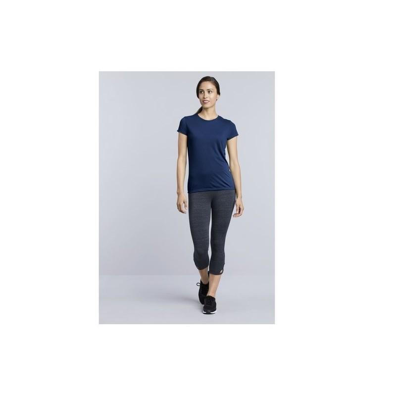 Core Performance Tee-Shirt Women - Tee-shirt respirant femme - Blanc - T-shirt femme à prix grossiste