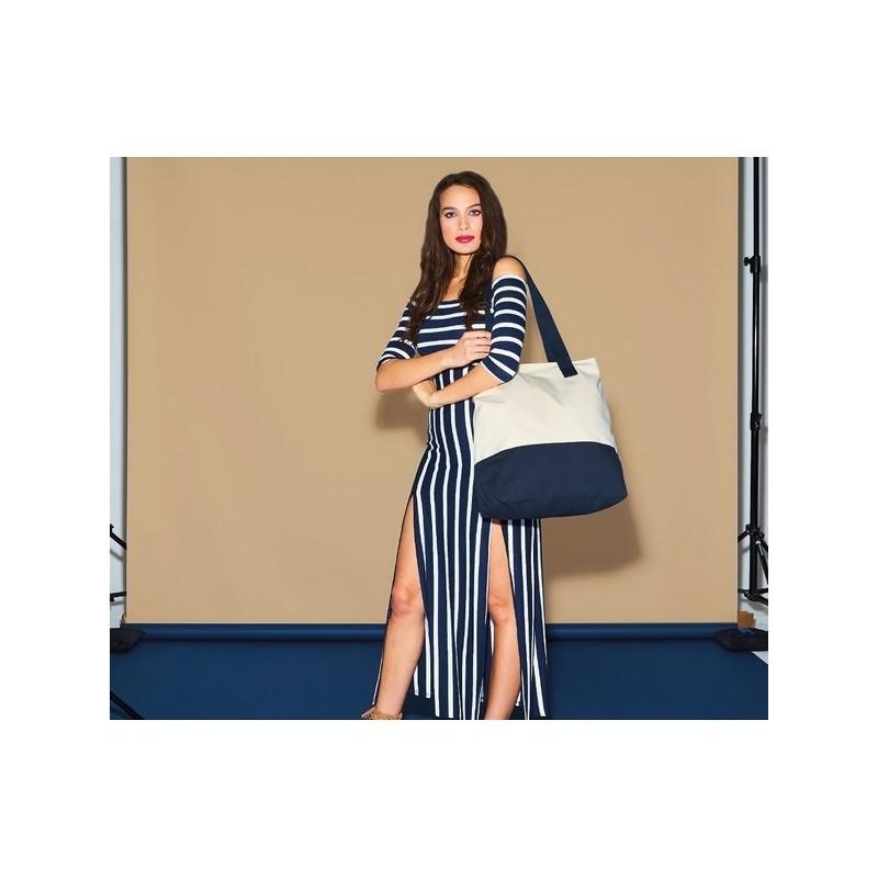 Westcove Canvas Tote - Sac shopping en coton canvas à prix grossiste - Sac à prix de gros