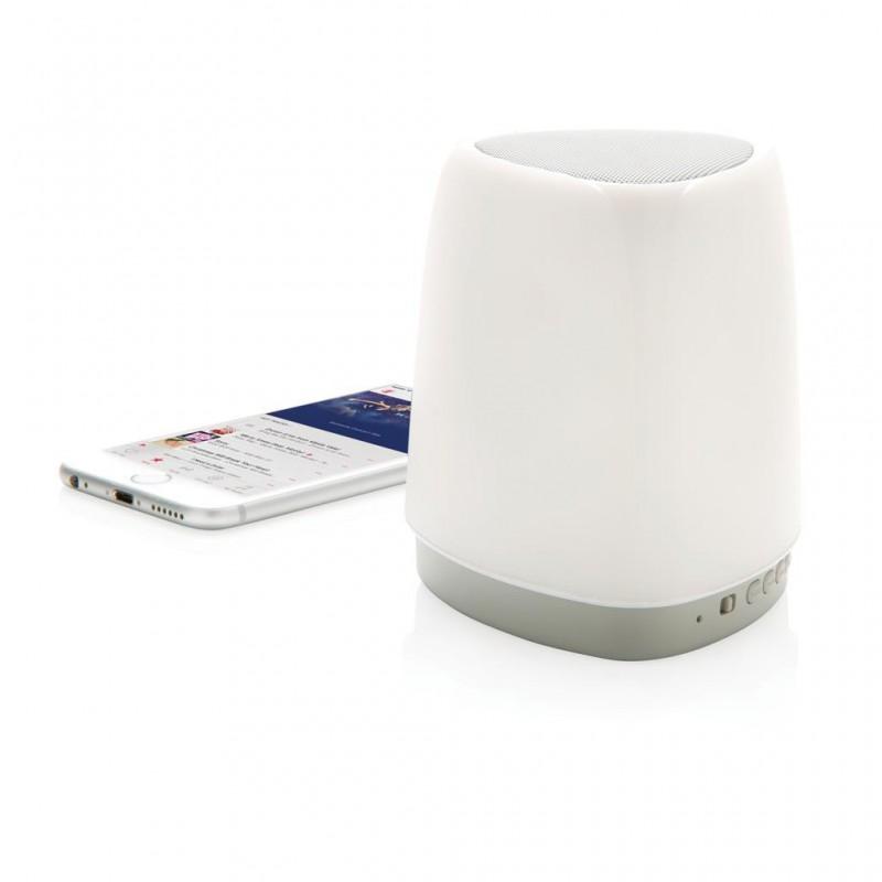 Enceinte avec LED - Accessoire pour tablettes à prix grossiste