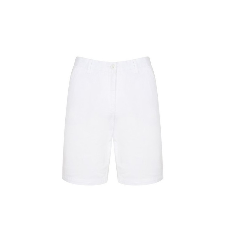 Mens Stretch Chino Shorts - Short stretch homme sans pince - Short à prix grossiste