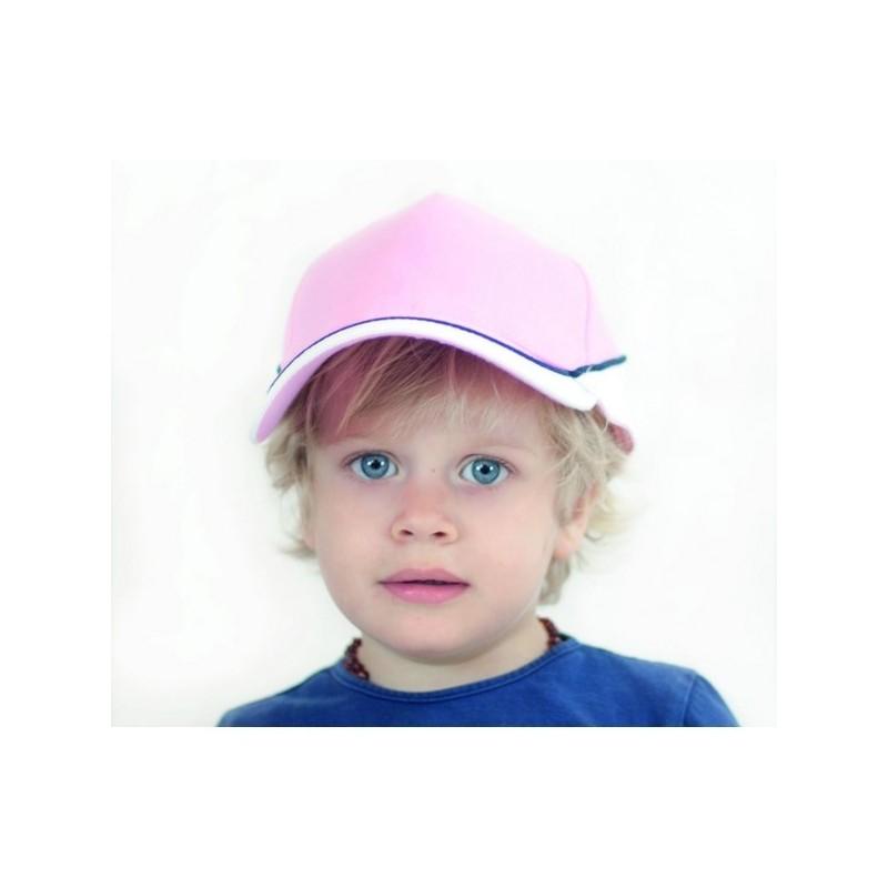 Kid Racing - Casquette 5 pans enfant - Textile enfant à prix grossiste