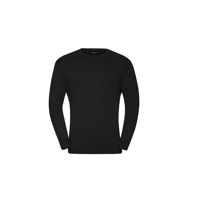 Men'S Crew Neck Knitted Pullover - Pull col rond à prix grossiste - Pull homme à prix de gros