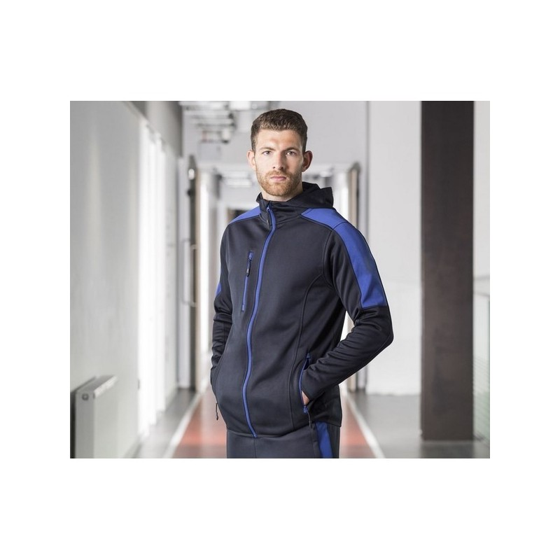 Adult'S Active Softshell Jacket - Veste Soft-Shell à capuche - Softshell à prix de gros