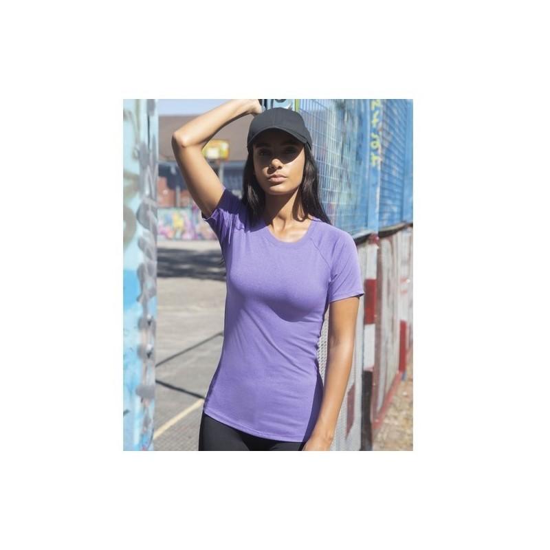 Ladies' Slim Fit T-Shirt - Tee-shirt sport femme - T-shirt de sport à prix grossiste