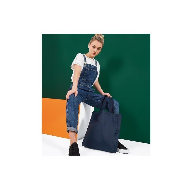 Packaway Tote Bag - Sac shopping repliable à prix de gros - Totebag à prix grossiste