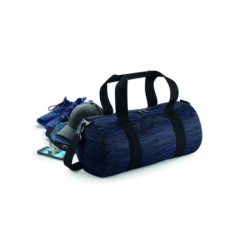 Duo Knit Barrel Bag - Sac polochon en double maille - Sac à prix de gros