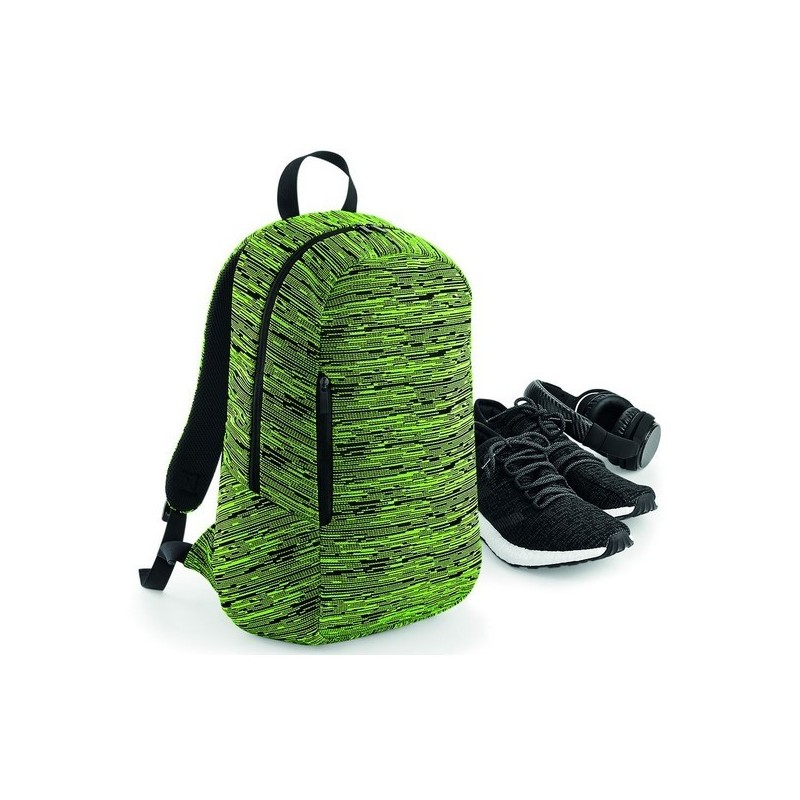 Duo Knit Backpack - Sac à dos en double maille - Sac à prix grossiste