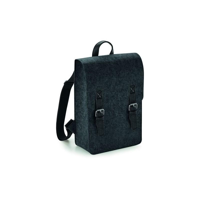 Premium Felt Backpack - Sac à dos en polyester feutrine - Sac à prix de gros