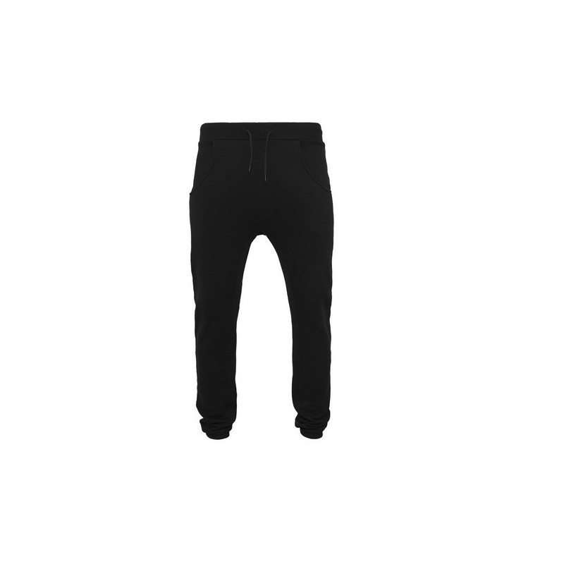 Heavy Deep Crotch Sweatpants - Pantalon de jogging entrejambe large - Textile running à prix de gros