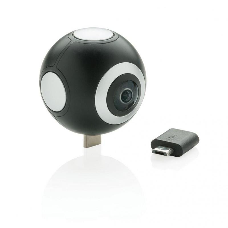 Camera 360 à double lentilles - Caméra à prix de gros