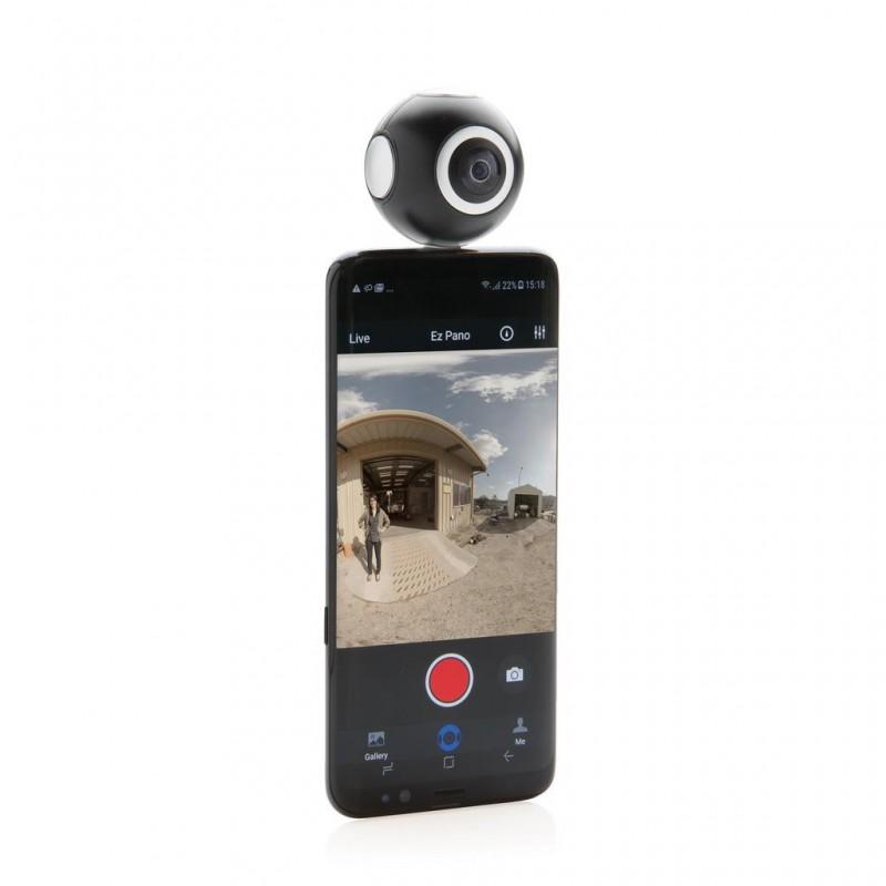 Camera 360 à double lentilles - Lunette de soleil à prix de gros
