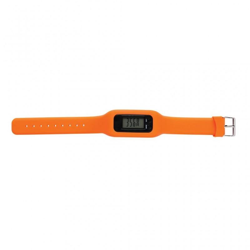 Bracelet podomètre - bracelet silicone à prix grossiste