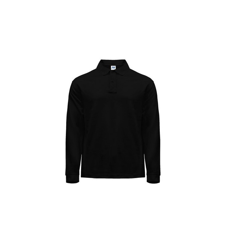 POLO REGULAR MAN LONG SLEEVES - Polo manches longues homme - Polo homme à prix grossiste