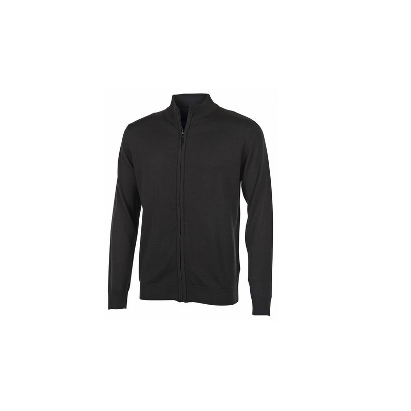 Full Zip Jumper - Pull grand zip - Pull homme à prix de gros