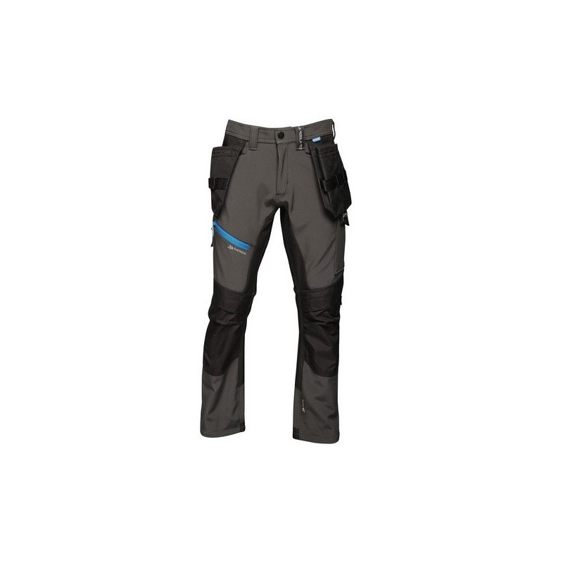 Strategic Softshell Trousers - Pantalon en softshell à prix grossiste - pantalon de travail à prix de gros