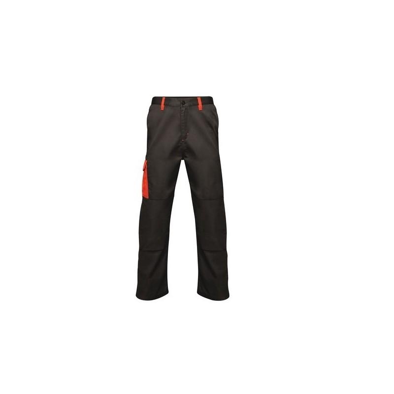 Contrast Cargo Trouser - Pantalon de travail contrasté - pantalon de travail à prix de gros