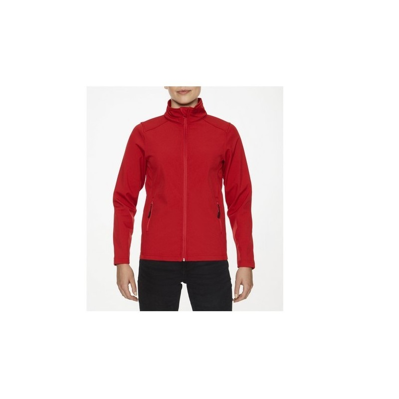 Hammer Ladies Softshell Jacket - Veste Softshell femme - 3XL à prix grossiste - Veste néoprène à prix de gros
