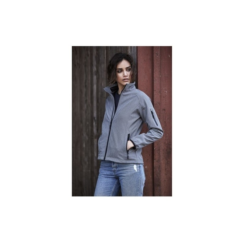 Ladies Lightweight Performance Softshell - Veste Softshell 3 couches femme - Veste néoprène à prix de gros