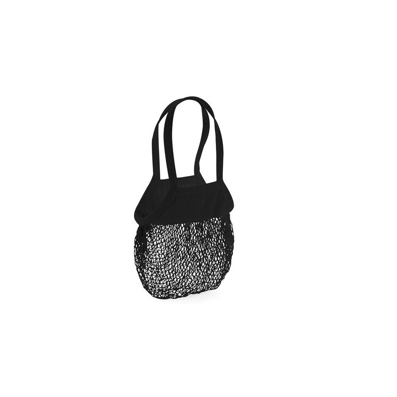 Organic Cotton Mesh Grocery Bag - Sac filet en coton bio à prix de gros - Sac naturel à prix grossiste
