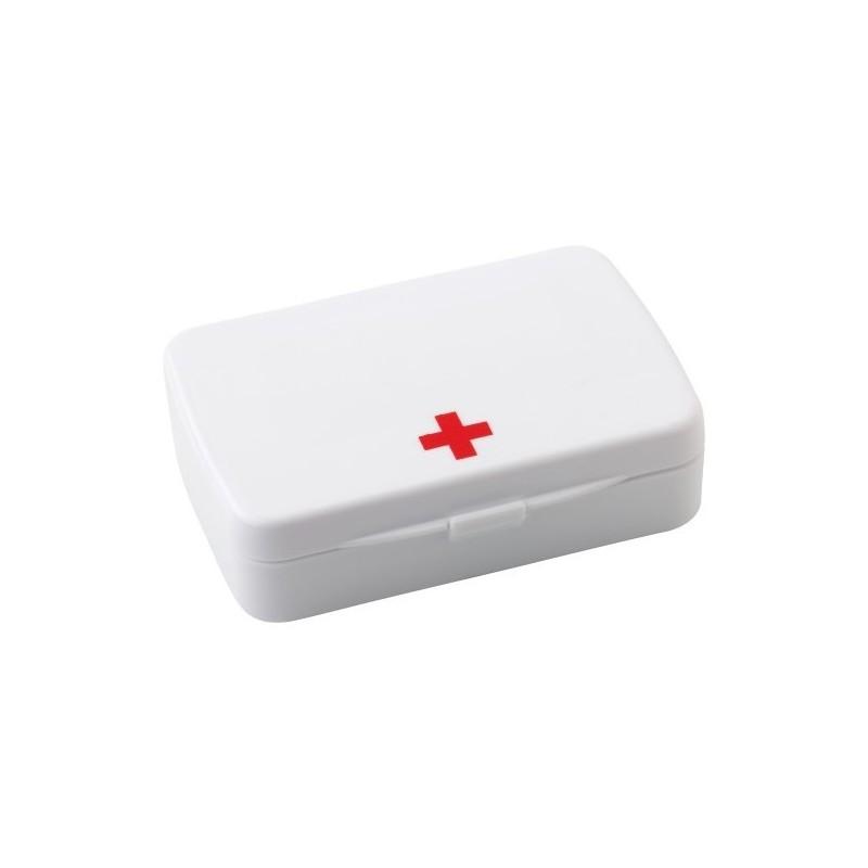 Kit de premiers secours en plastique. - Trousse de secours à prix grossiste