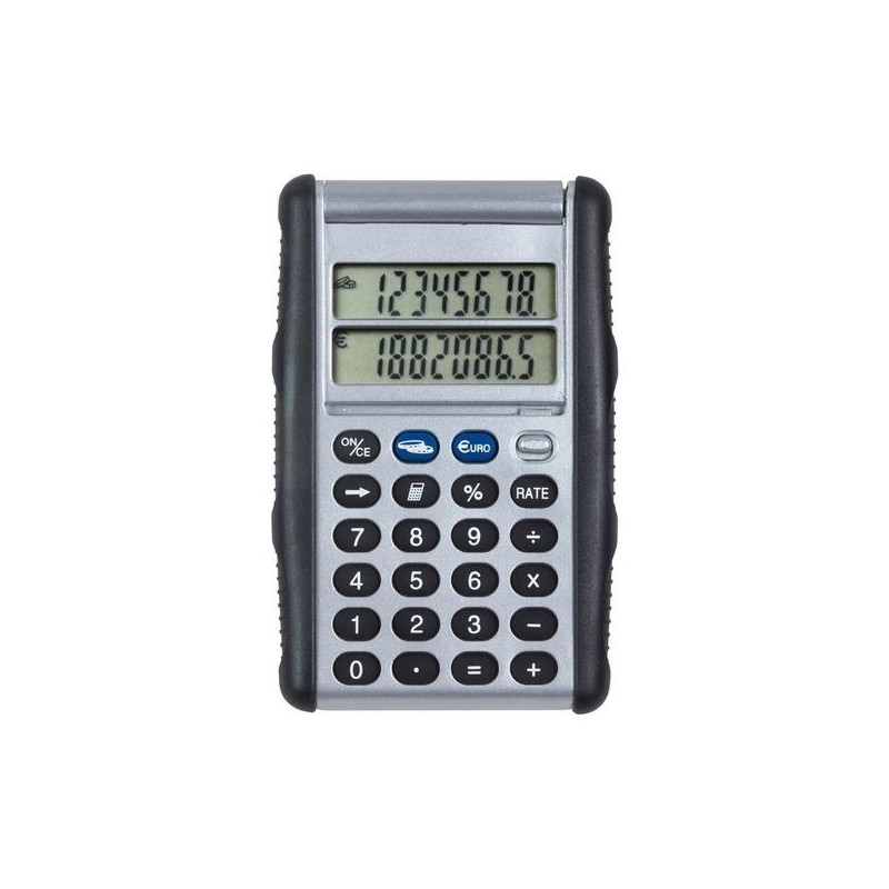 Calculatrice euro double affichage - Calculatrice à prix grossiste