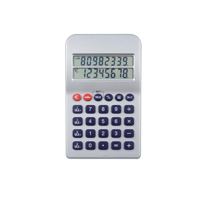 Calculatrice de bureau double affichage à prix grossiste - Calculatrice à prix de gros