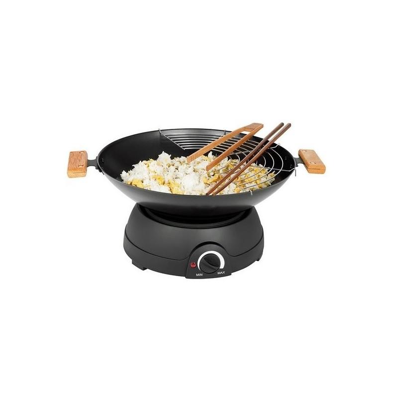 Set wok et fondue électrique à prix de gros - Article pour la cuisine asiatique à prix grossiste
