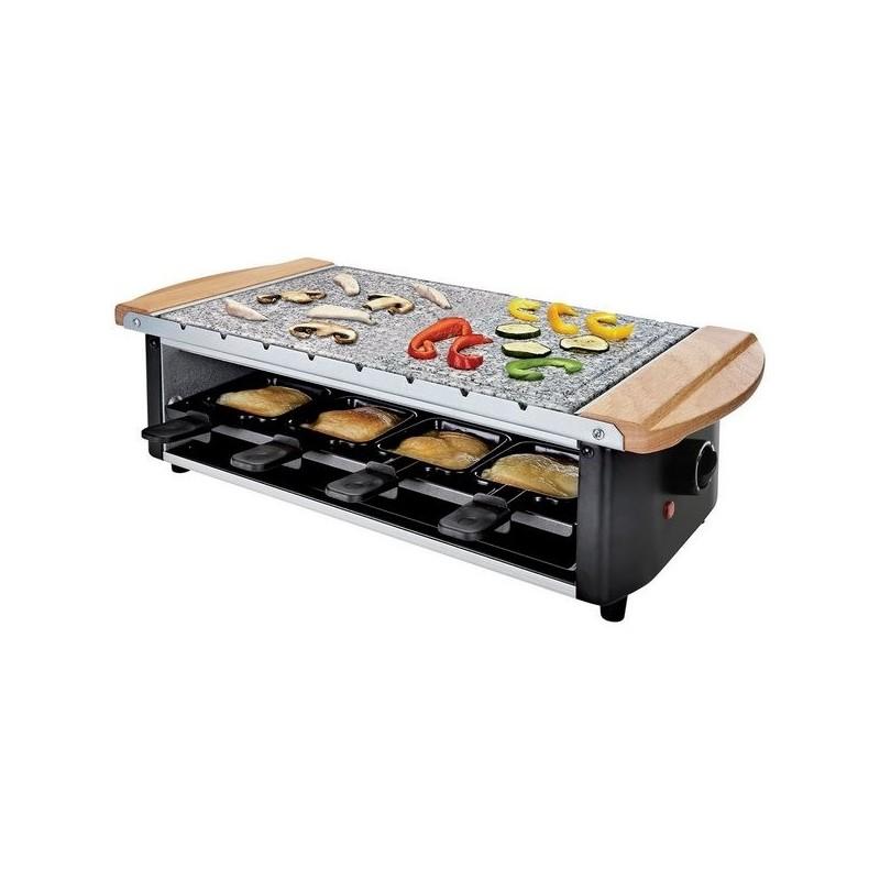 Set à raclette/pierre à gril/brochette - appareil à raclette à prix grossiste