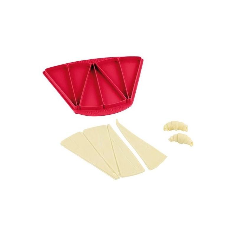 Moule emporte pièces pour croissants à prix de gros - Moule de cuisine à prix grossiste