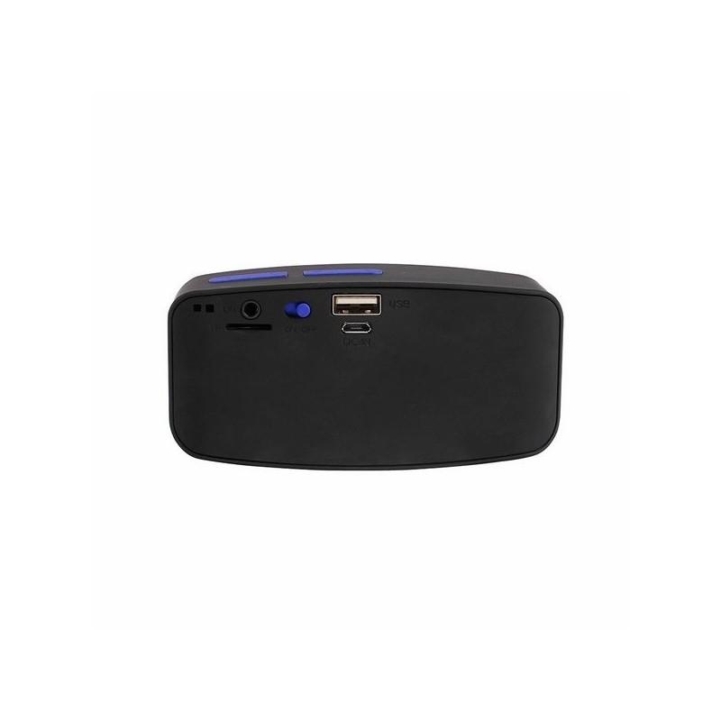 Haut-parleur compatible Bluetooth® bleu - Radio de douche à prix grossiste