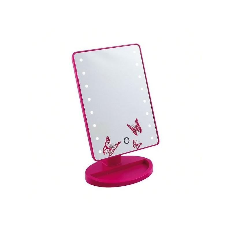 Miroir lumineux tactile à prix de gros - Miroir à prix grossiste