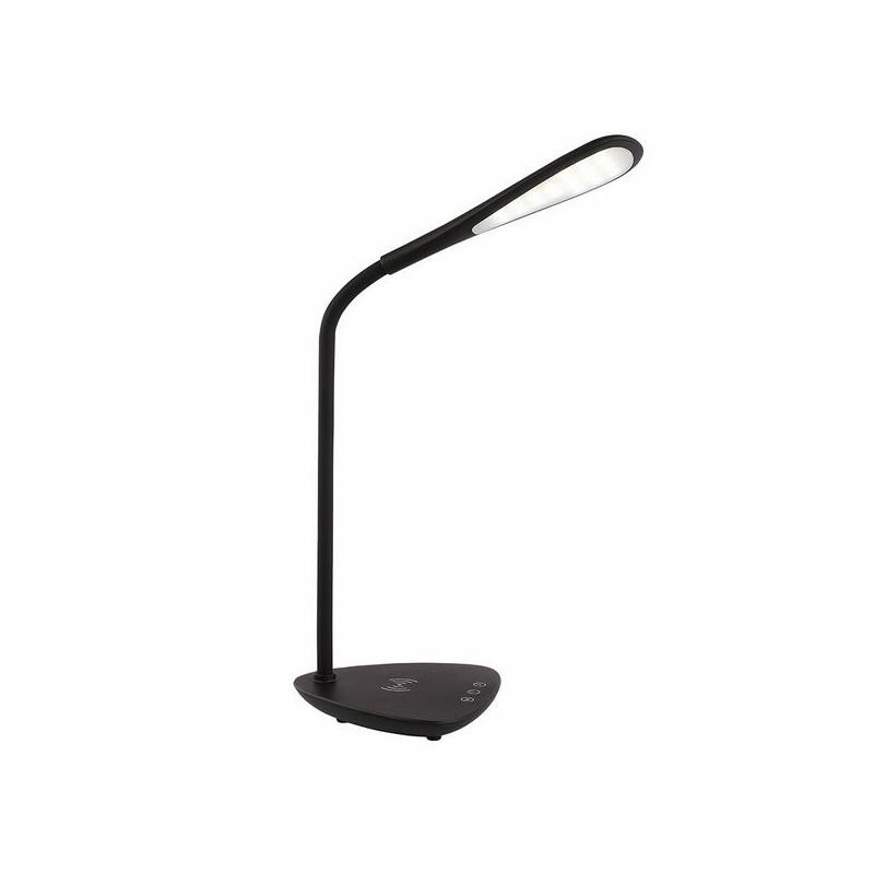 Lampe LED station de chargement sans fil - Lampe de bureau à prix grossiste