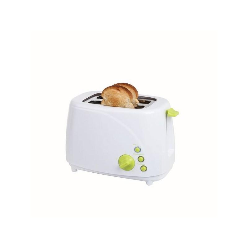 Grille-pain blanc vert à prix de gros - Grille-pain à prix grossiste