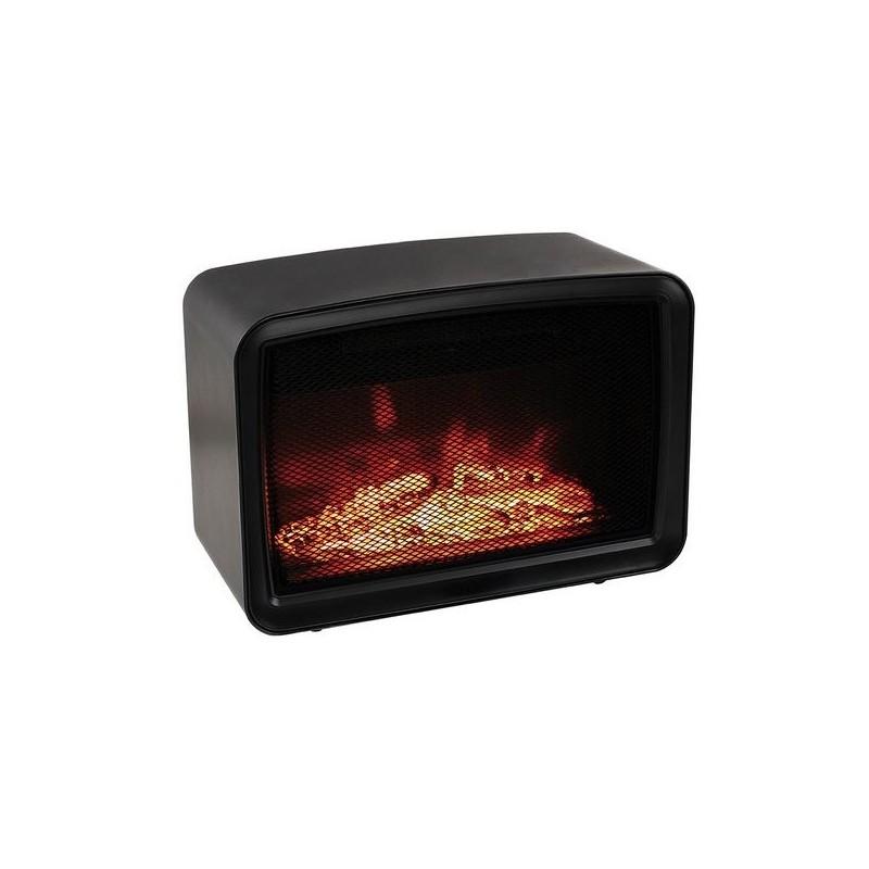 Chauffage électrique effet feu de bois à prix de gros - radiateur d'appoint à prix grossiste