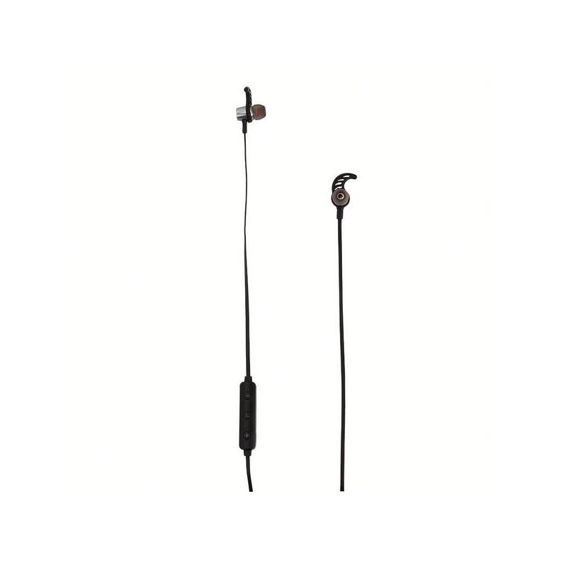 Clip Sonic Technology - Ecouteurs magnétiques Bluetooth® Gris - Ecouteurs bluetooth à prix grossiste