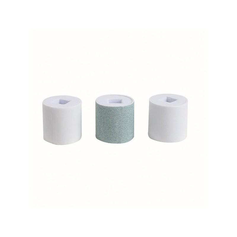 3 rouleaux pour polissoir à ongles à prix de gros - Set de manucure à prix grossiste