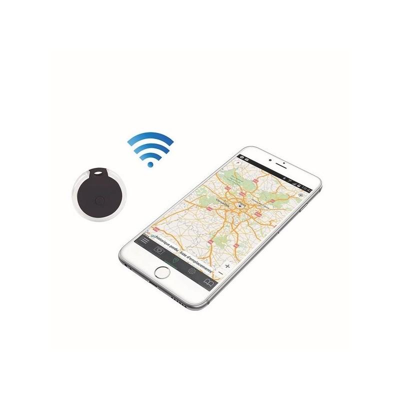 Clip Sonic Technology - Localisateur d'objets Noir - porte-clés connecté à prix grossiste