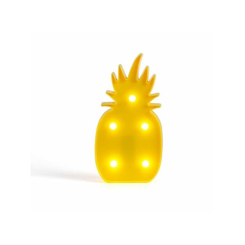 Lampe LED ananas à prix de gros - Accessoire de décoration à prix grossiste