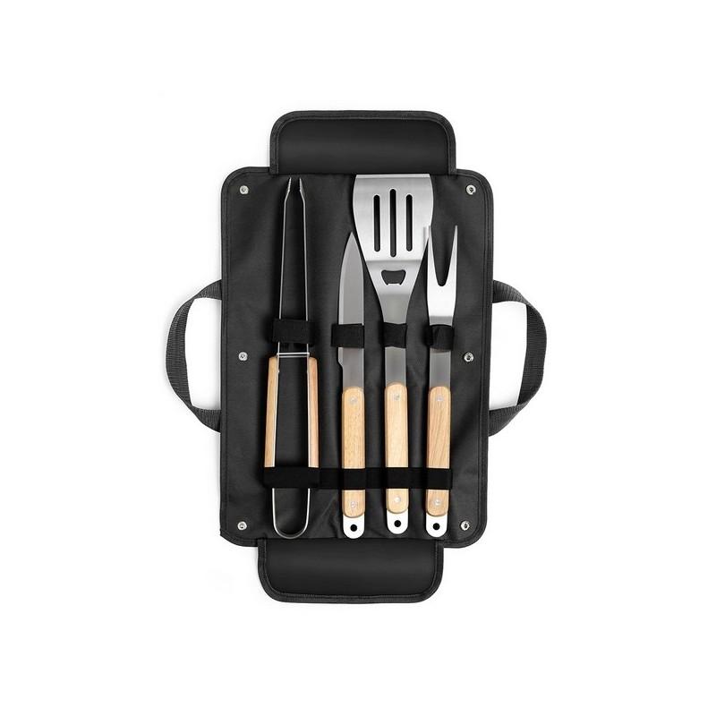 LIVOO - Set de 4 accessoires pour barbecue - Accessoire pour barbecue à prix de gros