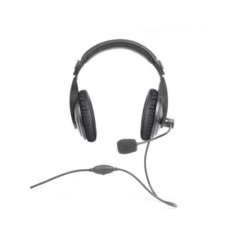 LIVOO - Casque stéréo USB avec micro - Casque audio à prix de gros