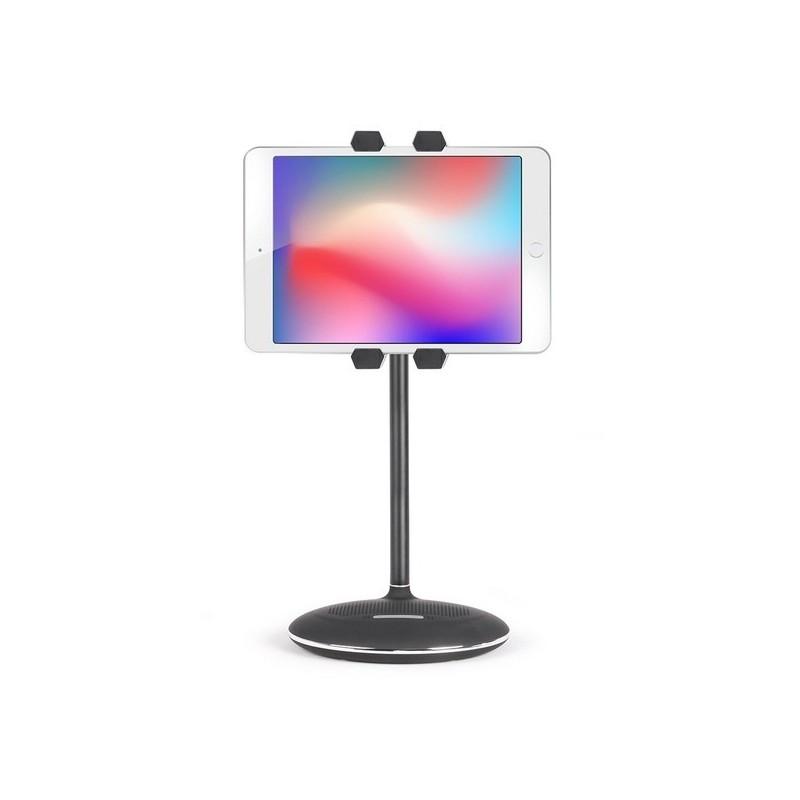 LIVOO - Support tablette haut-parleur - support de tablette à prix de gros