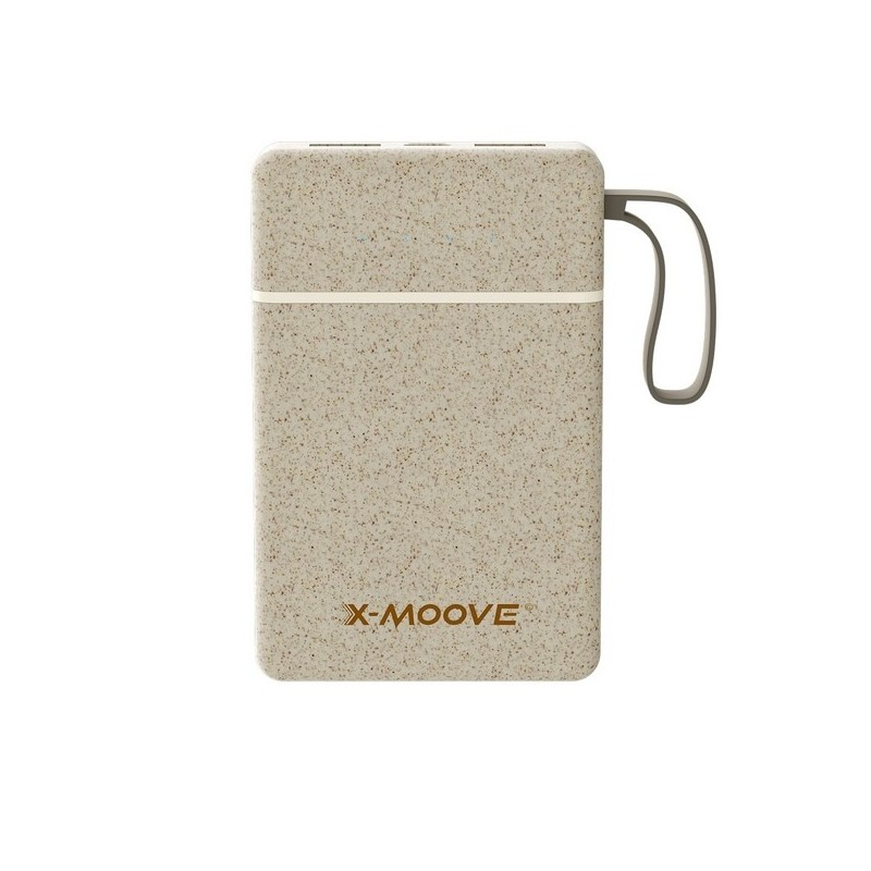 Batterie externe écologique 10000 mAh - Accessoire équitable et durable à prix de gros