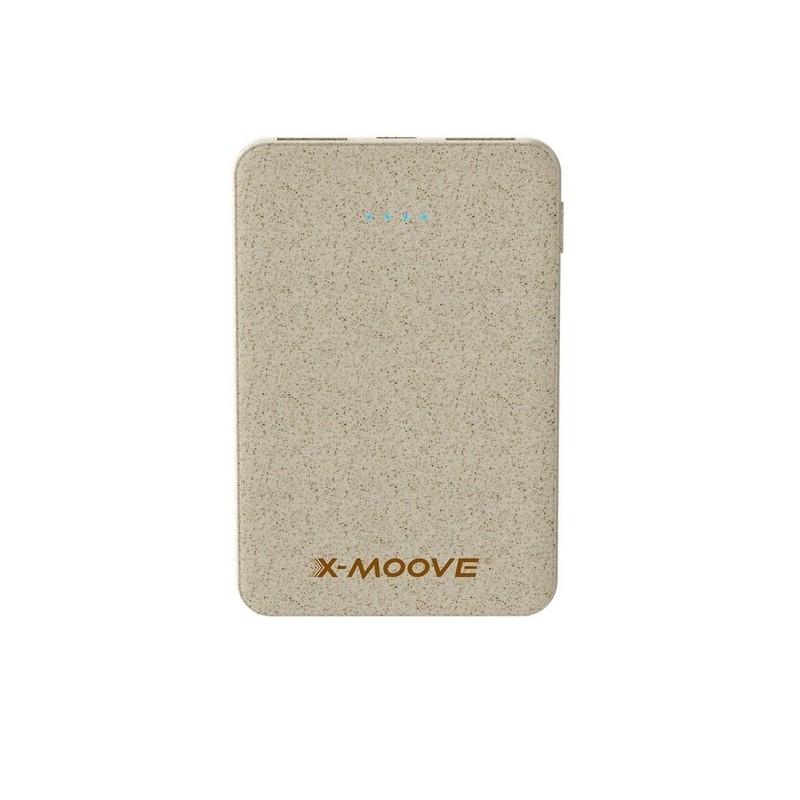 Batterie externe écologique 5000 mAh - Accessoire équitable et durable à prix grossiste
