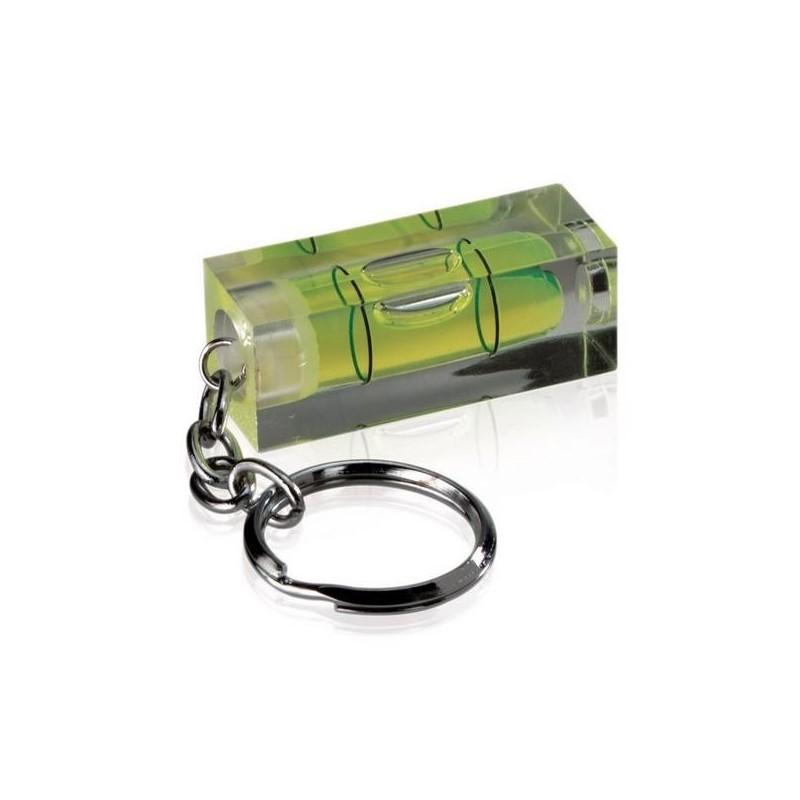 Porte-clés / niveau à bulle - Porte-clés à prix de gros