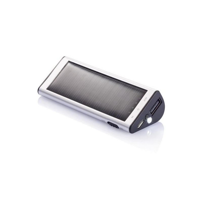 Batterie de secours solaire 2200mAh - Chargeur solaire à prix grossiste