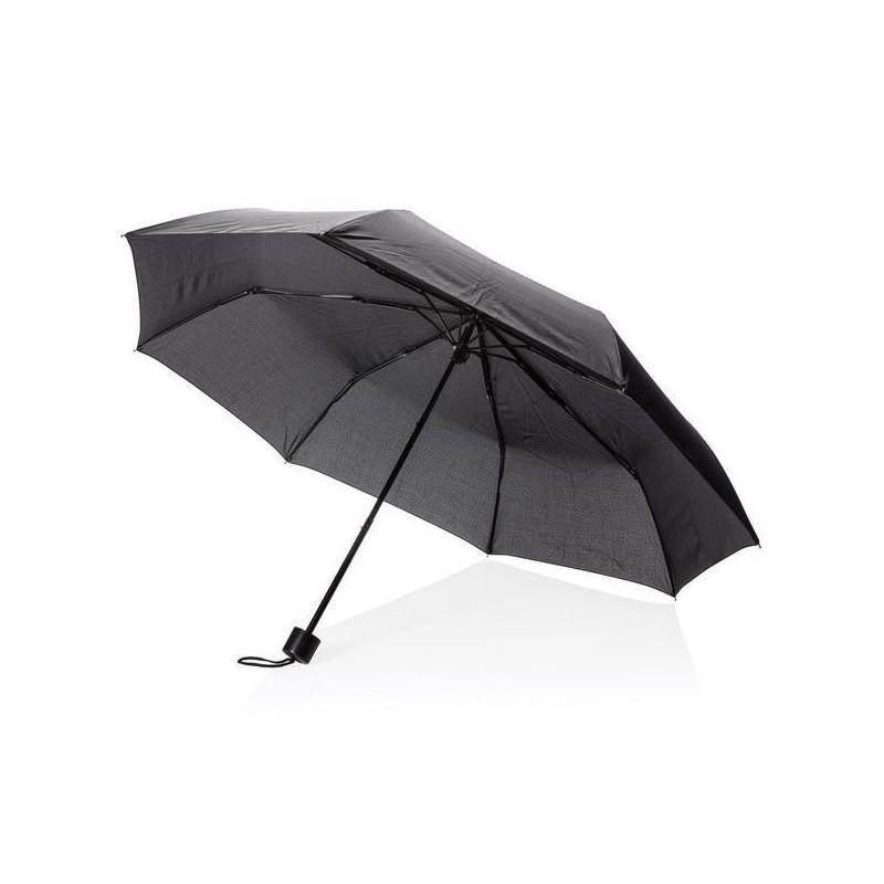 Parapluie manuel 21 avec sac cabas - Parapluie compact à prix de gros
