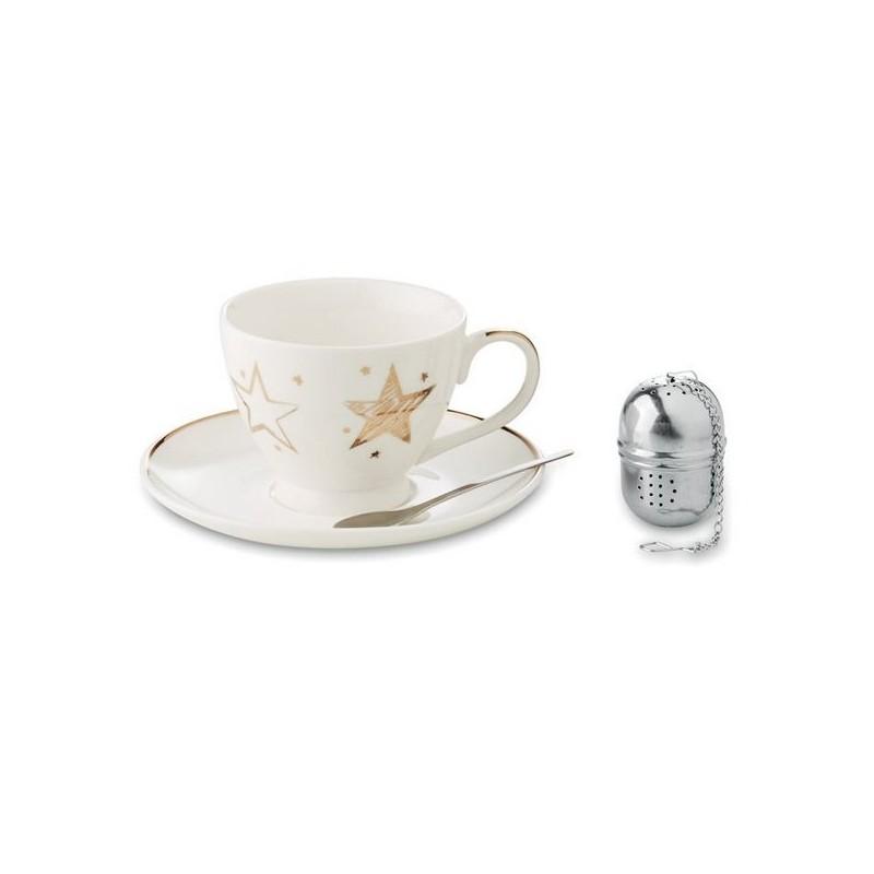MINNA - Set à thé dans une boîte en ca à prix de gros - Service à thé à prix grossiste