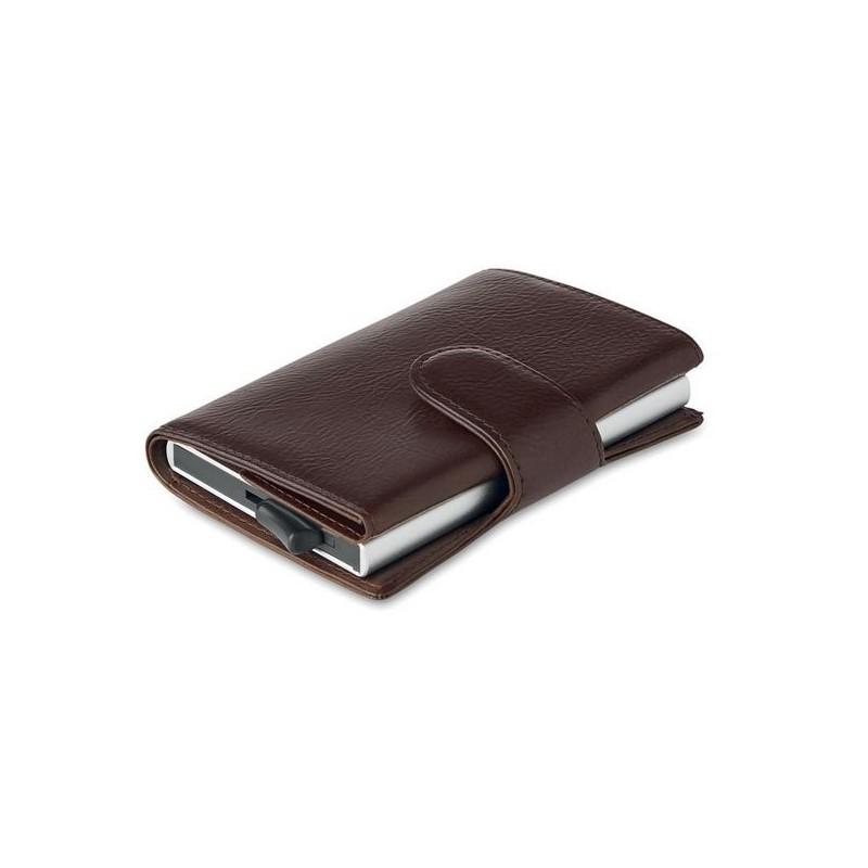KENDAL - Porte-cartes et monnaie RFID à prix de gros - Porte-cartes de crédit anti-rfid à prix grossiste