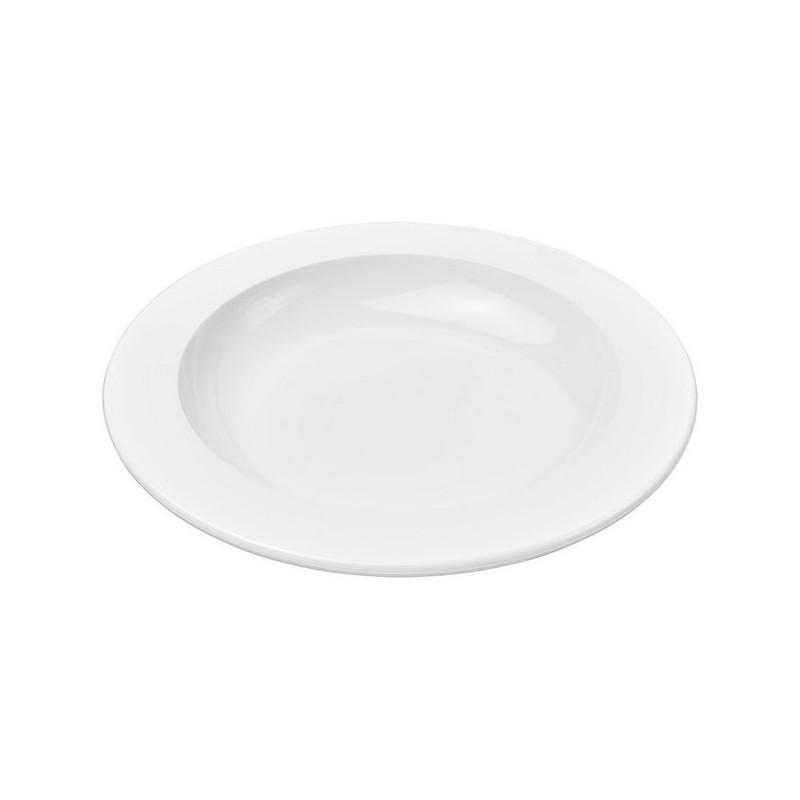 Assiette Pax ronde en plastique - Assiette à prix grossiste