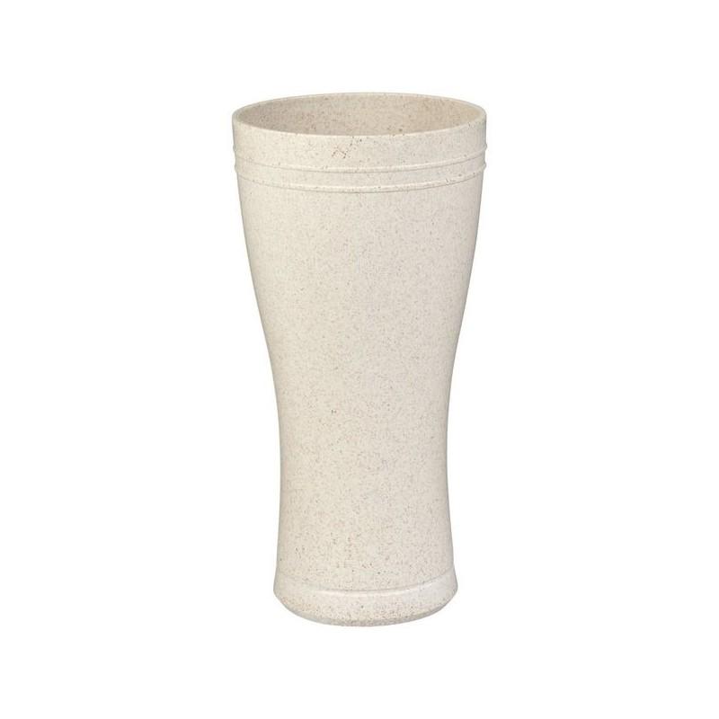 Verre à bière en paille de blé 400 ml Tagus à prix de gros - Accessoire équitable et durable à prix grossiste